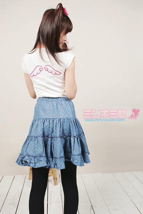 Japanese Angel Wing T-Shirt