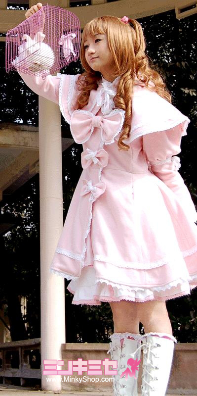 Sweet Lolita Bunny Coat