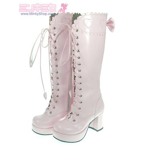 Lolita heel Princess Boots