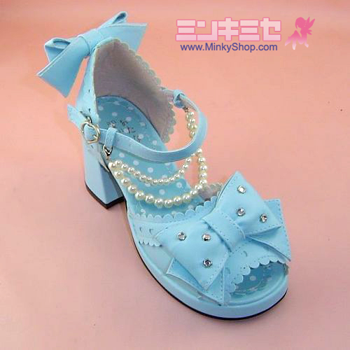 Mermaid Princess Pearl Sandals