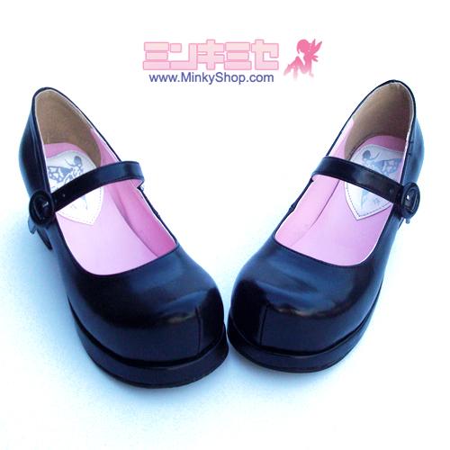 Schoolgirl Style Lolita Shoes