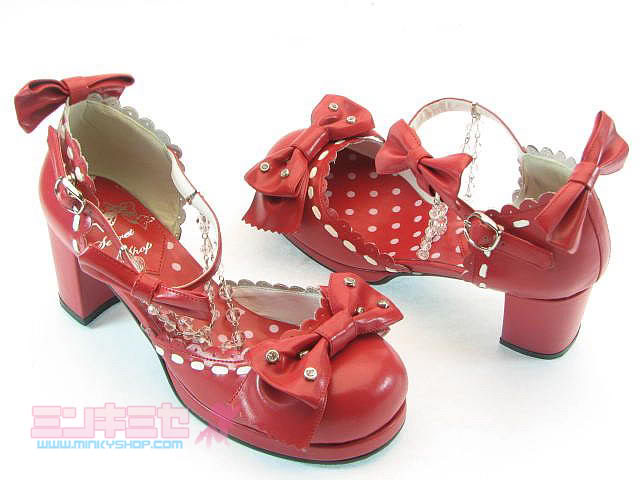 Secret Shop Beaded Dressing Up Shoes