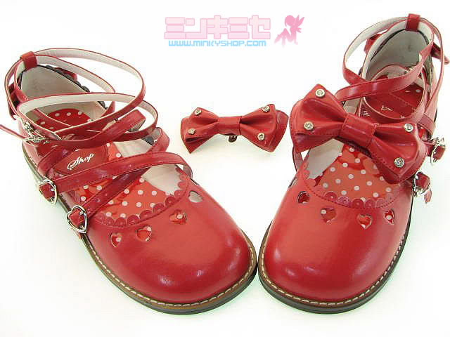 Secret Shop Traditional Tea Party Shoes