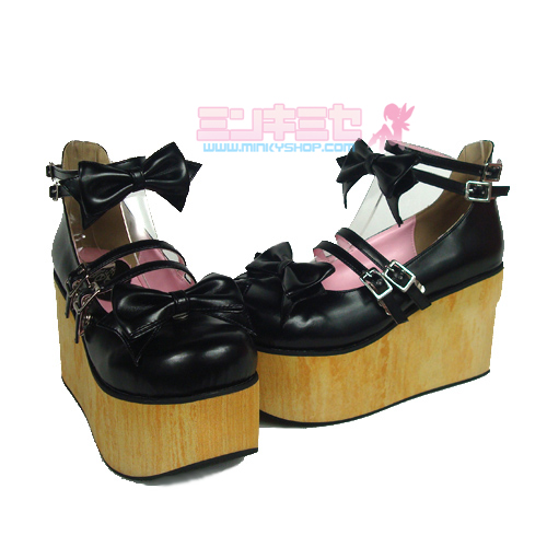 Sweet Ribbon Strap RHS Platforms